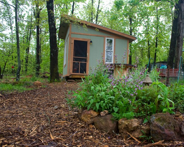 cabin sideview