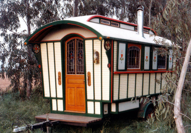 Woodworking And Building A Gypsy Wagon Course