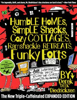 office cubicle gets trnsformed into cozy christms cbin.htm humble homes  simple shacks book giveaway  humble homes  simple shacks book giveaway
