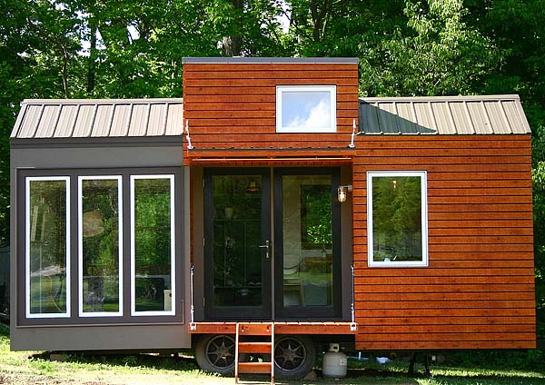 Tall Mans Tiny House