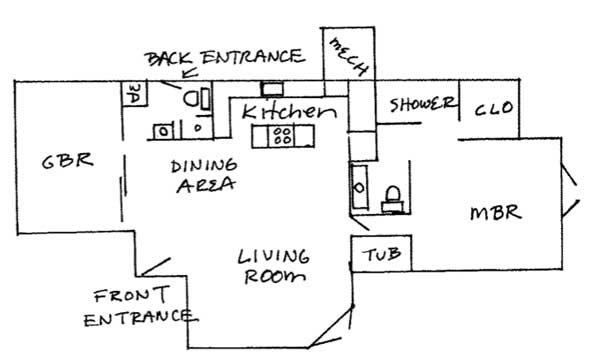 Two Bathroom/Laundry Ideas within the Footprint of a Small Home on floor plans for kitchens, small windows for homes, small mobile homes, modular homes, compact homes, floor plans for 3 bedroom 2 bath house, floor plans for storage, craftsman style homes, landscaping for small homes, floor plans for technology, floor plans for garages, floor plans for a house, floor plans for housing, metal building homes, furniture for small homes, floor plans for cottages, small one floor homes, flooring for small homes, floor plans for interior design,