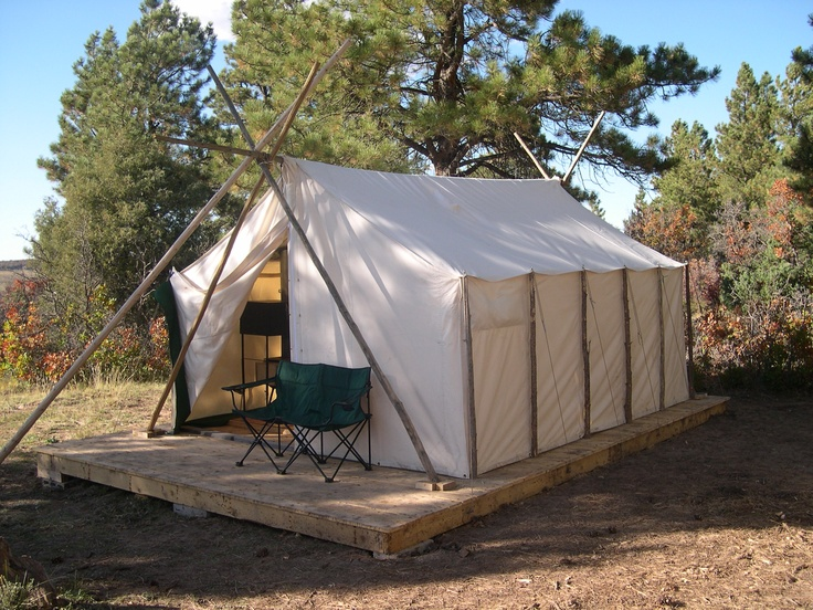 online retailer 85af5 679ed Canvas Wall Tents