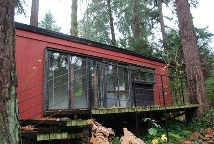 All Aboard: Tiny Houses Take to the Rails on train houses, bus houses, wagon houses, tent houses, top houses, aircraft houses,