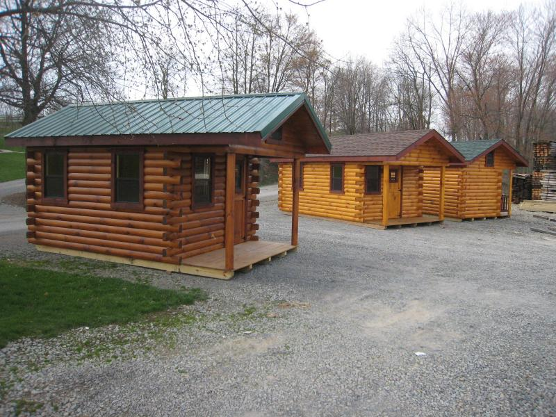 trophy-amish-log-cabins-tiny - Tiny House Blog on caribbean house plans design, western house plans design, amish kitchen design, amish furniture design,