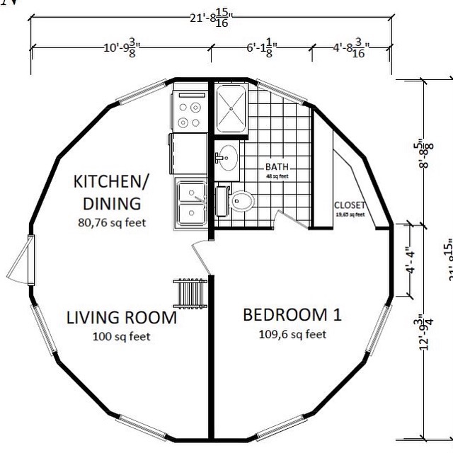 Freedom Yurt Cabins And The Tiny House Blog Tiny House Blog