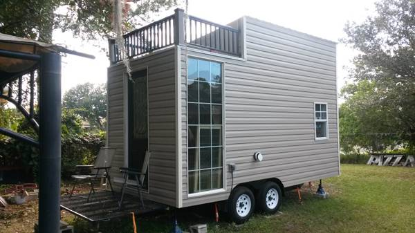 Pleasing 10 Tiny Houses For Sale In Florida You Can Buy Now Tiny Home Interior And Landscaping Oversignezvosmurscom