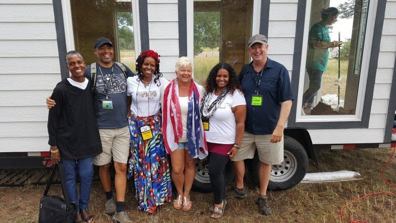 The Tiny House Trailblazers