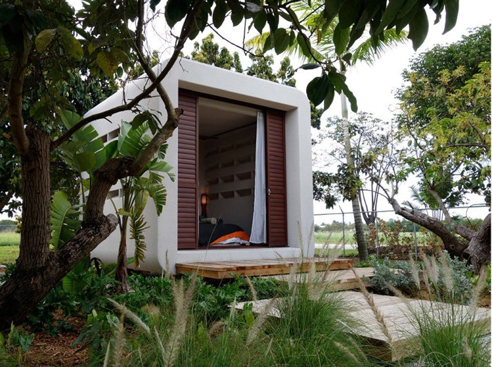 Five Tiny Houses That Could Withstand Hurricanes - Tiny ... Raised Beach Tiny House Plans on tiny vintage house plans, tiny row house plans, tiny italian house plans, tiny house floor plans, tiny house plan books, tiny shack house plans, tiny gothic house plans, tiny fairy tale house plans,