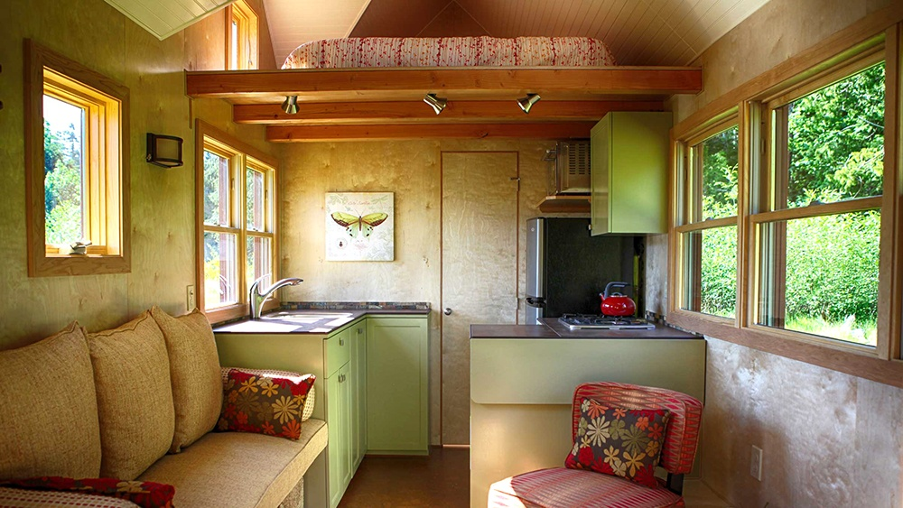 Tiny Home Designs: Seattle Tiny Homes & Small For All DIY Plans