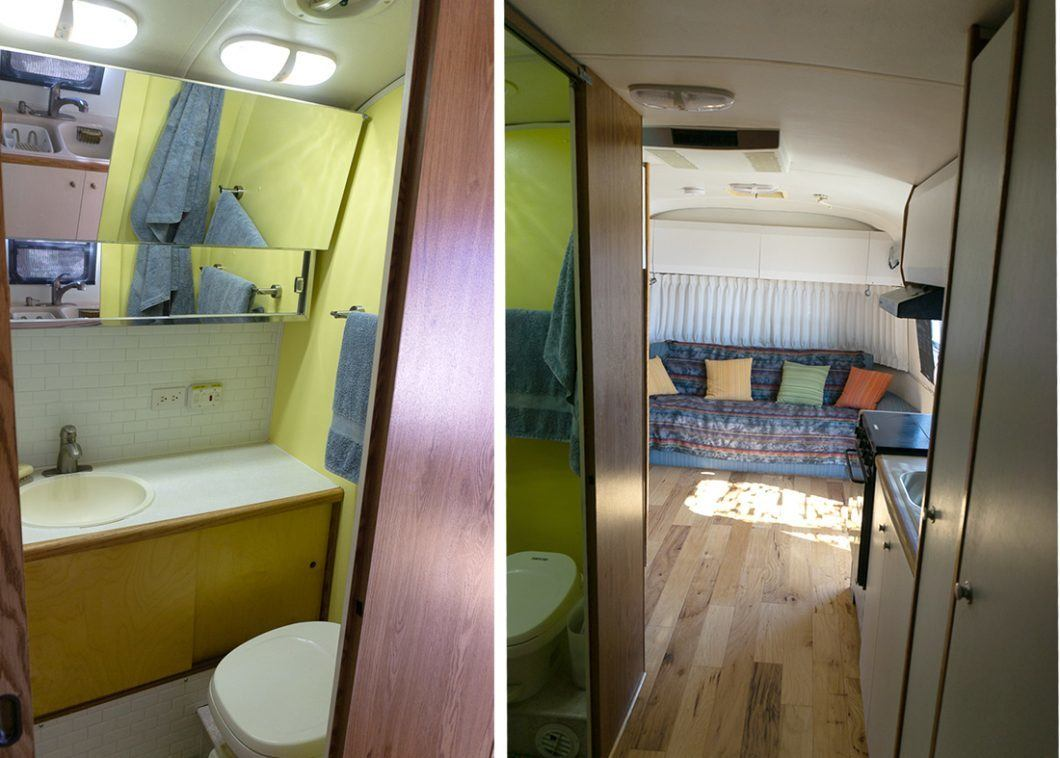 Escaping The Hustle In An Airstream In Baja Tiny House Blog