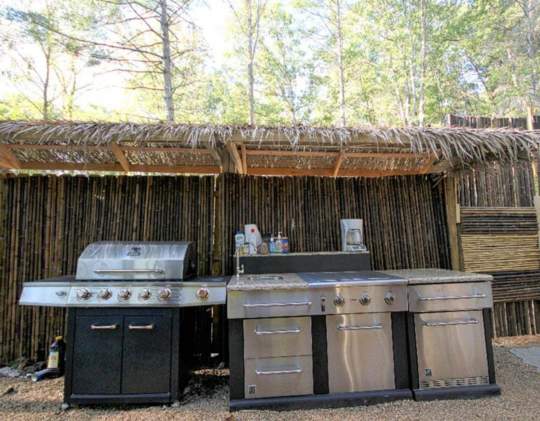 Outdoor Kitchens: A Summery Extension of a Tiny House - Tiny ...
